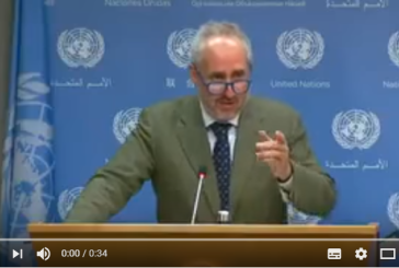 Incursions du Polisario au Sahara : L'ONU conteste [Vidéo]