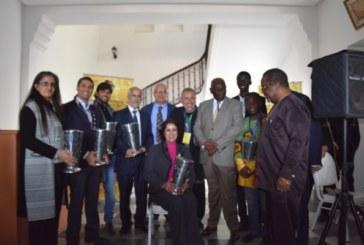 Trophées de l'Africanité : des personnalités honorées à El Jadida