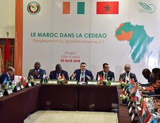 Débat à Abidjan sur l'adhésion du Maroc à la CEDEAO