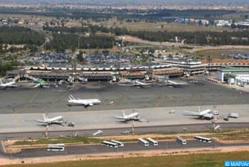 Aéroports du Maroc : poursuite de la croissance du trafic passagers en mars dernier (+17,69%)