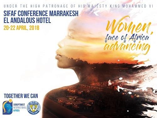 Soroptimist International en conclave à Marrakech Du 20 au 22 avril 2018