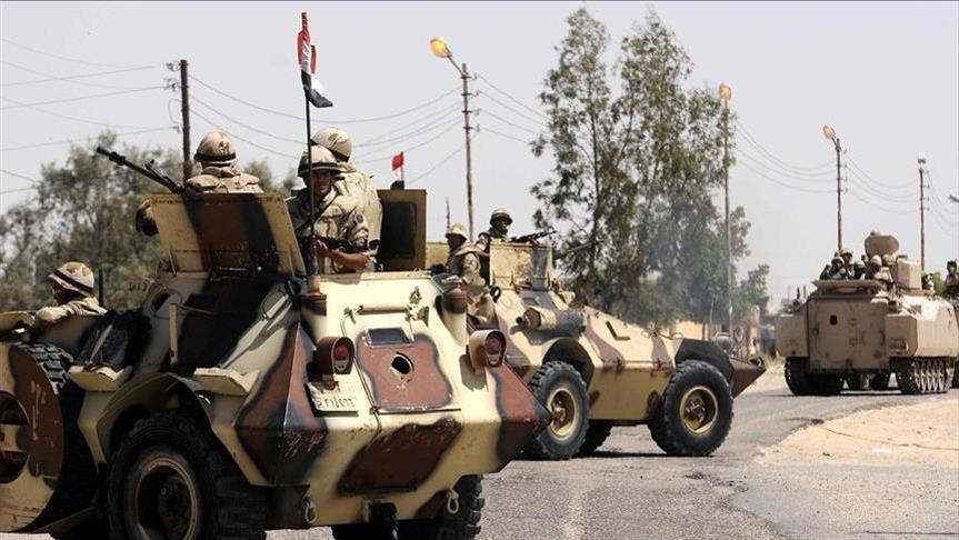 Egypte : Plus de 100 jihadistes et 22 militaires tués en 2018 au Sinaï