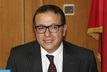 Mohamed Boussaid porté à la présidence du Conseil des Gouverneurs de la BID