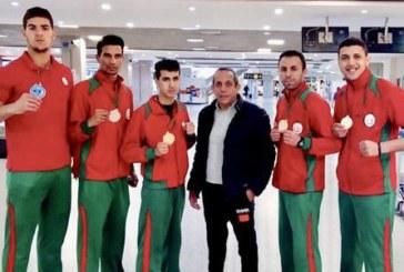 Cameroun: Le Maroc décroche 4 médailles d'or et une d'argent aux championnats d'Afrique de Kick-boxing