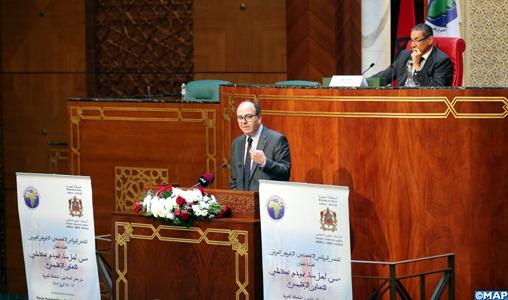 M. Benchamach appelle à nouer des partenariats pour relever les défis de la coopération arabo-africaine