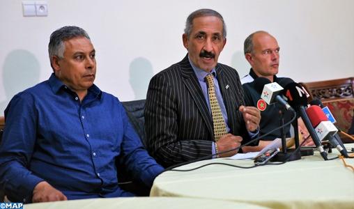 Le bureau fédéral de la FRMC suspend les cyclistes de la sélection nationale qui se sont retirés du 31è Tour du Maroc de cyclisme