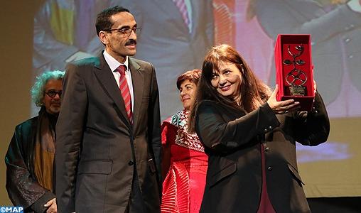 """Festival du cinéma méditerranéen de Tétouan: Dora Masklavanou remporte le grand prix Tamouda avec """"Polyxeni"""""""