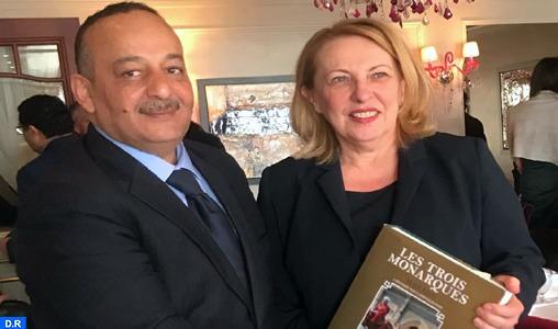 La promotion de la chose culturelle au centre des entretiens de M. El Aaraj avec la ministre québécoise des Relations internationales et de la Francophonie
