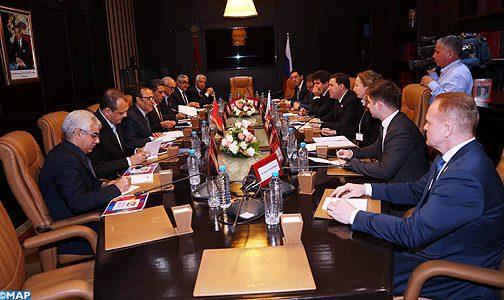 Le Gouverneur de la région de Sverdlovsk au Maroc pour la promotion de l'organisation de l'Exposition universelle 2025