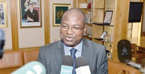 Ministre burkinabè :
