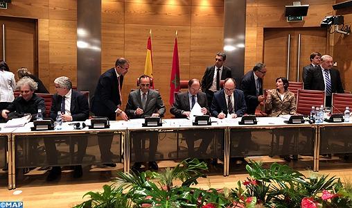 Le Forum parlementaire Maroc-Espagne souligne le caractère stratégique des relations bilatérales