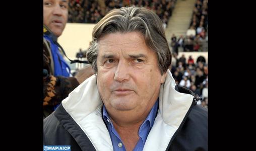 Décès de l'ex-sélectionneur du Maroc, le Français Henri Michel