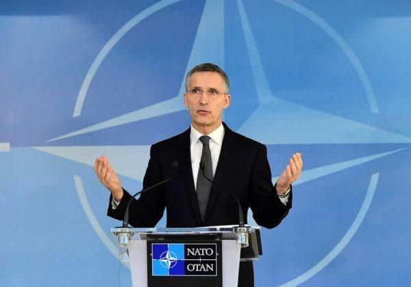 L'OTAN soutient les frappes occidentales contre la Syrie
