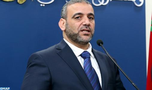 """le Maroc a joué un rôle """"exemplaire et positif"""" pour la résolution de la crise libyenne"""