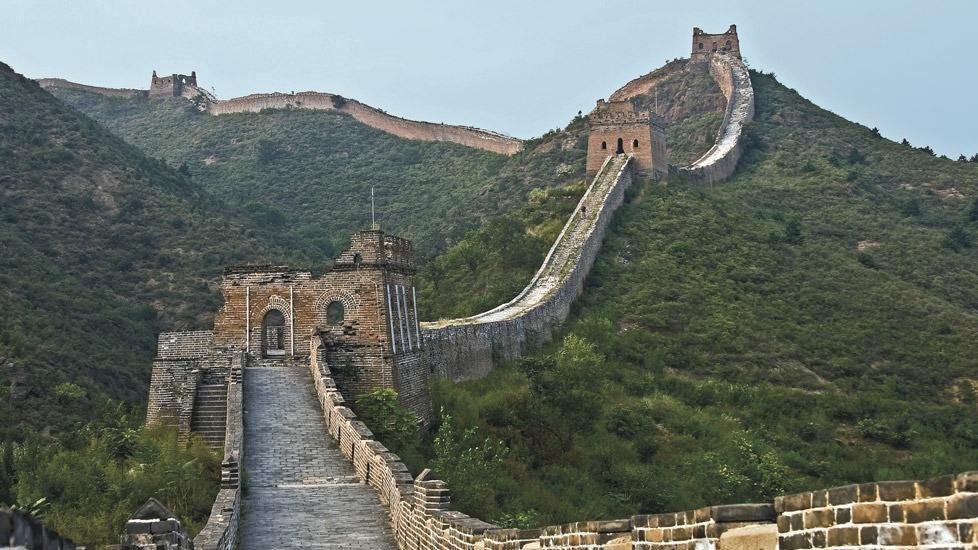 La Chine envisage de recourir à l'intelligence artificielle et aux drones pour préserver la Grande Muraille