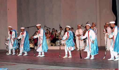 Lancement officiel de l'événement Oujda capitale de la culture arabe pour l'année 2018