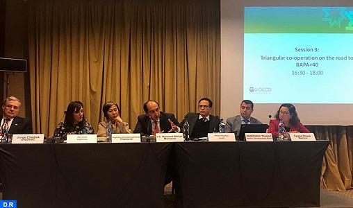 L'apport du Maroc dans la promotion de la coopération sud-sud en Afrique mis en exergue à Lisbonne