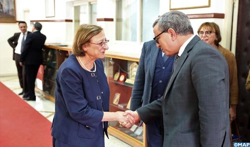 Le Maroc, un pays modèle en matière de démocratisation dans la région