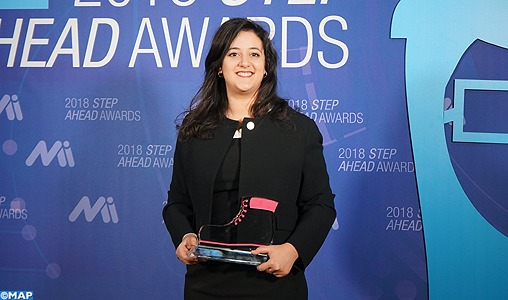 Meyssane Alj Hakim, la Marocaine de la Silicon Valley, sacrée jeune femme leader de l'industrie aux USA