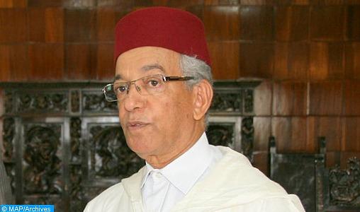 M. Fares souligne la dynamique du métier d'avocat au Maroc aux niveaux des lois et de l'organisation
