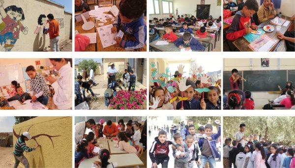 """Oujda: 8ème édition de """"La Traversée des écoles"""" du 16 au 20 avril 2018"""