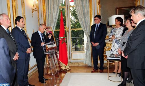 Le renforcement de la coopération parlementaire maroco-française au centre d'une rencontre à Paris