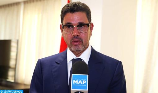 La lutte contre la traite d'êtres humains au centre de discussions entre M. Abdennabaoui et des responsables judiciaires algériens et soudanais
