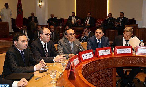 Le Maroc ne va jamais permettre aucun changement du statut juridique et historique de la zone tampon de Guerguarate