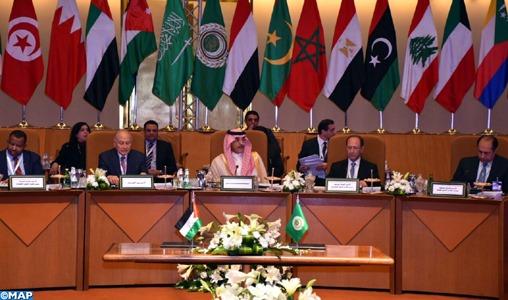 Sommet de la Ligue arabe: Réunion préparatoire à Riyad du Conseil économique et social