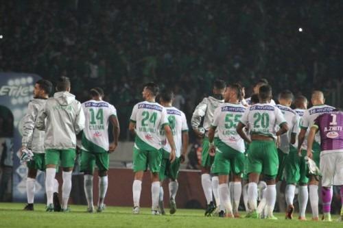 Le Raja de Casablanca s'incline à domicile 1-2 face au FUS