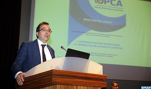 Séminaire à Rabat sur la digitalisation de l'administration marocaine