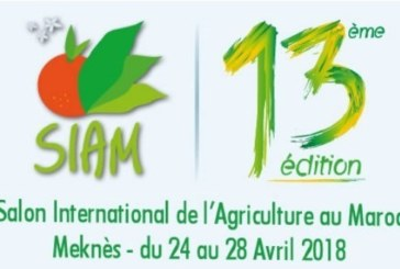 Ouverture à Meknès des 10èmes assises de l'agriculture