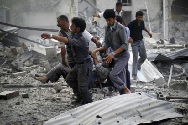 Syrie : Accord pour l'évacuation des civils de Douma