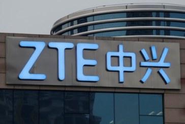 Le fabricant chinois d'équipements télécoms ZTE réagit aux sanctions américaines
