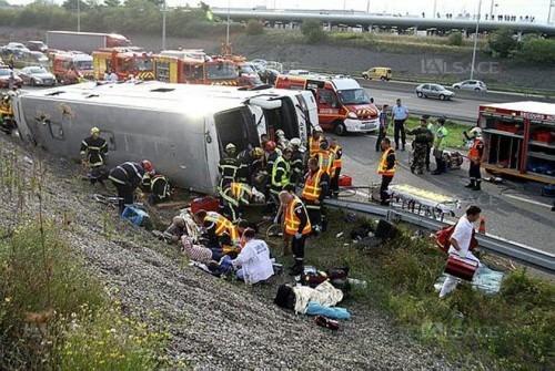 Pologne : 23 morts et plus de 300 blessés dans des accidents de la route durant le week end de Pâques