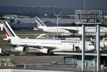 Le transport aérien perturbé de nouveau par une grève d'Air France