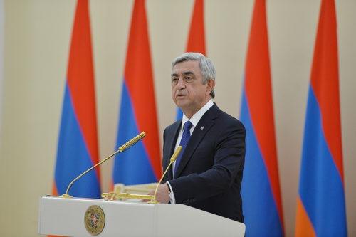 Arménie: protestations pour empêcher l'ex-président de devenir Premier ministre
