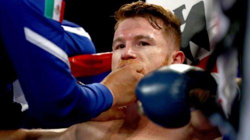 Le boxeur mexicain Alvarez suspendu six mois après son contrôle positif