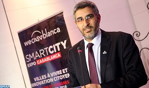 La troisième édition du Smart City Expo Casablanca, une plateforme qui propose des échanges et réflexions autour de sujets liés au développement des