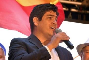 Costa Rica: Le candidat de centre gauche Carlos Alvarado remporte la présidentielle
