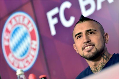 Bayern Munich : Vidal très incertain contre le Real pour blessure au genou