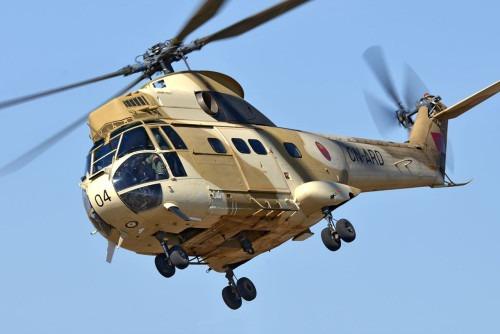 Un hélicoptère des FAR s'abîme au cours d'un exercice dans une zone de manœuvre militaire au sud d'Errachidia