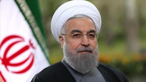 """Le président iranien affirme que son pays n'a """"aucune intention d'agresser"""" ses voisins"""