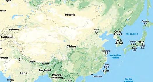 La Chine en ordre de marche….