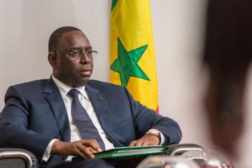 """Agriculture: Le président Macky Sall veut faire du Sénégal """"le grenier de l'Afrique de l'Ouest"""""""
