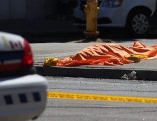 Une camionnette fonce sur la foule à Toronto, 10 morts et 15 blessés