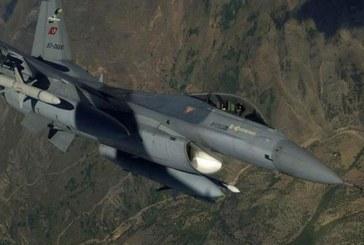 Raids aériens de l'aviation turque dans le nord de l'Irak