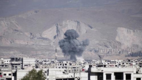Sept Iraniens tués dans le raid contre la base syrienne T-4