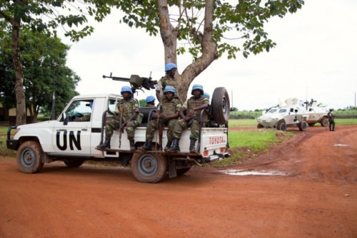 RCA: la MINUSCA appelle les belligérants en Centrafrique à renoncer à la violence
