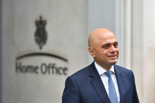 GB: Sajid David devient nouveau ministre britannique de l'Intérieur